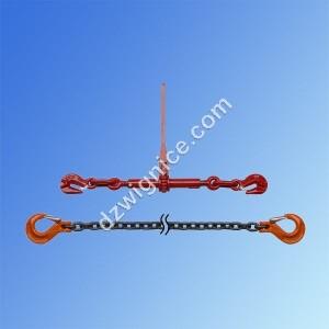 Odciągi łańcuchowe wieloczęściowe ZSD 8-8