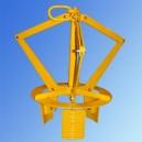 TIA WLL 0,7t uchwyt do podnoszenia kręgów drutu
