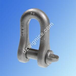 Szakle podłużne typ A DIN-82101