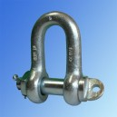Szakle podłużne typ C DIN-82101