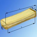 Ochrona 2-stronna DOLEX  na zawiesia pasowe o szerokośći 150mm