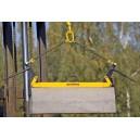 UBKR uchwyt do transportu krawężników, bloczków betonowych