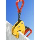 NX - chwytak do podnoszenia i obracania powierzchni wrażliwych