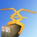 BX02 - chwytak do krawężników i bloczków betonowych