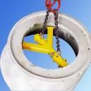 SCX - trawersa do podnoszenia stożkowych rur betonowych