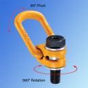 YOKE 8-211 Śruba z uchem obrotowo – uchylnym