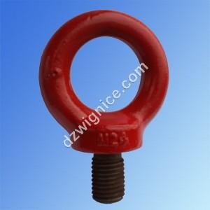 Śruby z uchem klasy 8