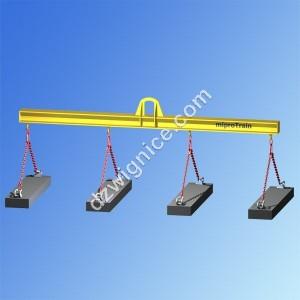 HCR - trawersa do podkładów kolejowych