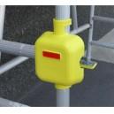GR5–Nakładka odblaskowa na złącze krzyżowe Ø 48mm