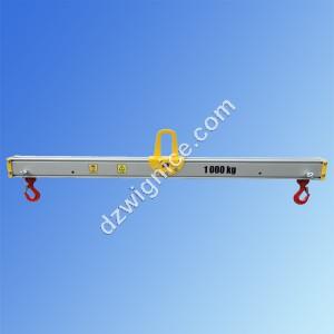 Trawers aluminiowy TRAL - AM 1,25