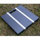 Podkład kwadratowy pod stopy stabilizatorów dźwigów przewodzący elektryczność GPE
